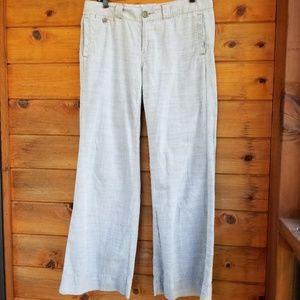 Anthropologie Pilcro and the letterpress pants 30